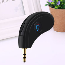 Bluetooth 4.0+EDR Handsfree 3.5mm Audio Music Receiver Home Adapter with Mic