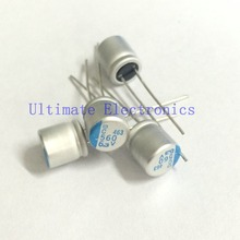 10pcs 560uF 6.3V NCC PSC serires  8x8mm Super Low ESR 6.3V560uF For Motherboard VGA Solid Capacitors