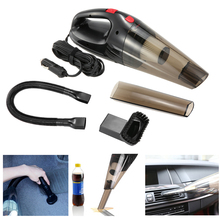 12V 108W Handheld Portable Wet & Dry HEPA Auto Car Vacuum Cleaner(China)