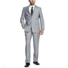 Color sólido hombres trajes nuevo diseño smokinges del novio mejor hombre  del Partido de buena calidad (jacket + pantalones + ch. 69c6a29bd7c
