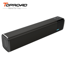 TOPROAD 20W NFC Super Bass Wireless Altavoz Bluetooth Speaker Subwoofer Touch Speakers TF Phone TV AUX For IOS Android Cellphone
