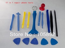 Buy Wholesales 17-in1 Opening Tools Repair Tool Phone Disassemble Tools set Kit iPhone iPad HTC Cell Phone Tablet PC for $5.17 in AliExpress store