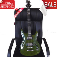 PRS Electric guitar free shipping China guitar Musical instruments Brand quality guitar Green PRS Hot sale  Electric guitar