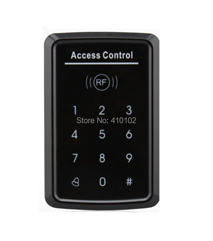 Black RFID Touch Keypad Door Access Control Keypad<br><br>Aliexpress