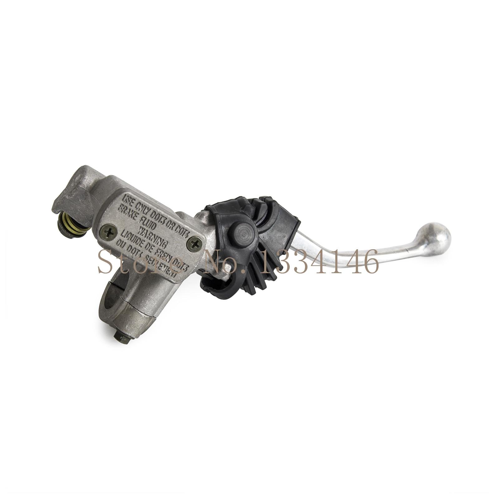 Front Brake Master Cylinder For Honda CR125R CR250R CR500R CRF250R CRF250X CRF450R CRF450X XR250R XR400R XR650R<br>