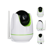 Baby Monitor, Super HD 720P Internet WiFi Wireless Network IP Security Surveillance Video Camera System, Pet and Nanny Monitor w(China)