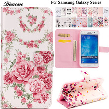 Buy Wallet Leather Case Samsung Galaxy J3 Emerge J5 Prime J7 2017 S8 J330 J530 J730 G570 G610 J320 J510 Card Slot B00 for $2.97 in AliExpress store