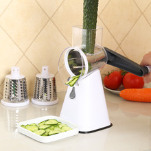 Multifunctional Manual Vegetable Spiral Slicer Chopper Mandoline Slicer Grater Clever Vegetable Cutter Kitchen Tools Nicer Dicer(China)