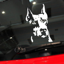 14*9CM Reflective HOUND Car Styling Accessories Stickers PET DOG Dog Supplies Motorcycle Bumper Stickers CT-507(China)