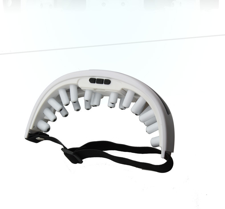 Electric eye massager vibration Eye brain massager sinus forehead magnetic eye relax health care massager product eye-massager