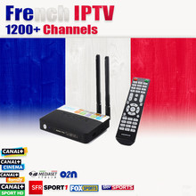 French IPTV CSA93 3G/32G Android 4k tv box with 1 Year free NEO IPTV code Best Europe iptv server for Arabic Morocoo UK France