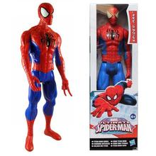 Hot toys hobbies 30cm spider man model kids toys movie tv marvel spiderman action toy figures 5 movable joints action figure(China)