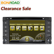 6.2 Inch 2 Din Radio Player for Forester with Touch Screen Car DVD GPS Navigation USB MP3 MP4 Multimedia Player for  Impreza