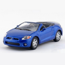 KINSMART Diecast Toy Vehicles Kids Toys Sports Cars Model / Brinquedos, Emulational Pull Back Toy Car, Doors Openable(China)