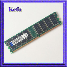1GB PC2700 DDR333 333MHz 184Pin DIMM Desktop Low Density MEMORY Module 1G RAM Free shipping