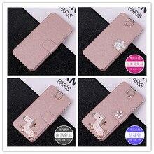 Luxury flip phone case cover Letv Le 2 LETV 2 LeEco Le X620 Le 2 Pro X25 X20 diamonds