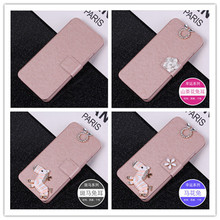 Buy Luxury flip phone case cover Xiaomi Redmi Note 3 Redmi Note3 hongmi note3 Note2 Pro 5.5'' diamonds SCREEN PROTECTOR for $2.40 in AliExpress store