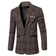 man blazers casual suit wedding blazer Best man suit(Asian size M-3XL)