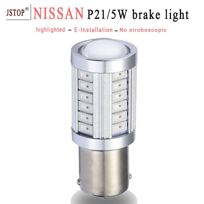 TIIDA Brake bulbs P21/5W 24VAC led T20 light 12VAC stop lamp BAY15D Canbus Lights 1157 lamp led autolight bulbs car Brake Lights<br><br>Aliexpress