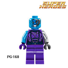Building Blocks Nebula Bad Guy Marvel Guardians Galaxy Star Wars Super Heroes Classic Action Bricks Kids DIY Toys Hobbies - SZ-My paradise store