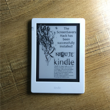 "Refurbished  Kindle 8th Touch  E-reader  6"" High-Resolution Display  Wi-Fi White E-book Ebook reader E ink"