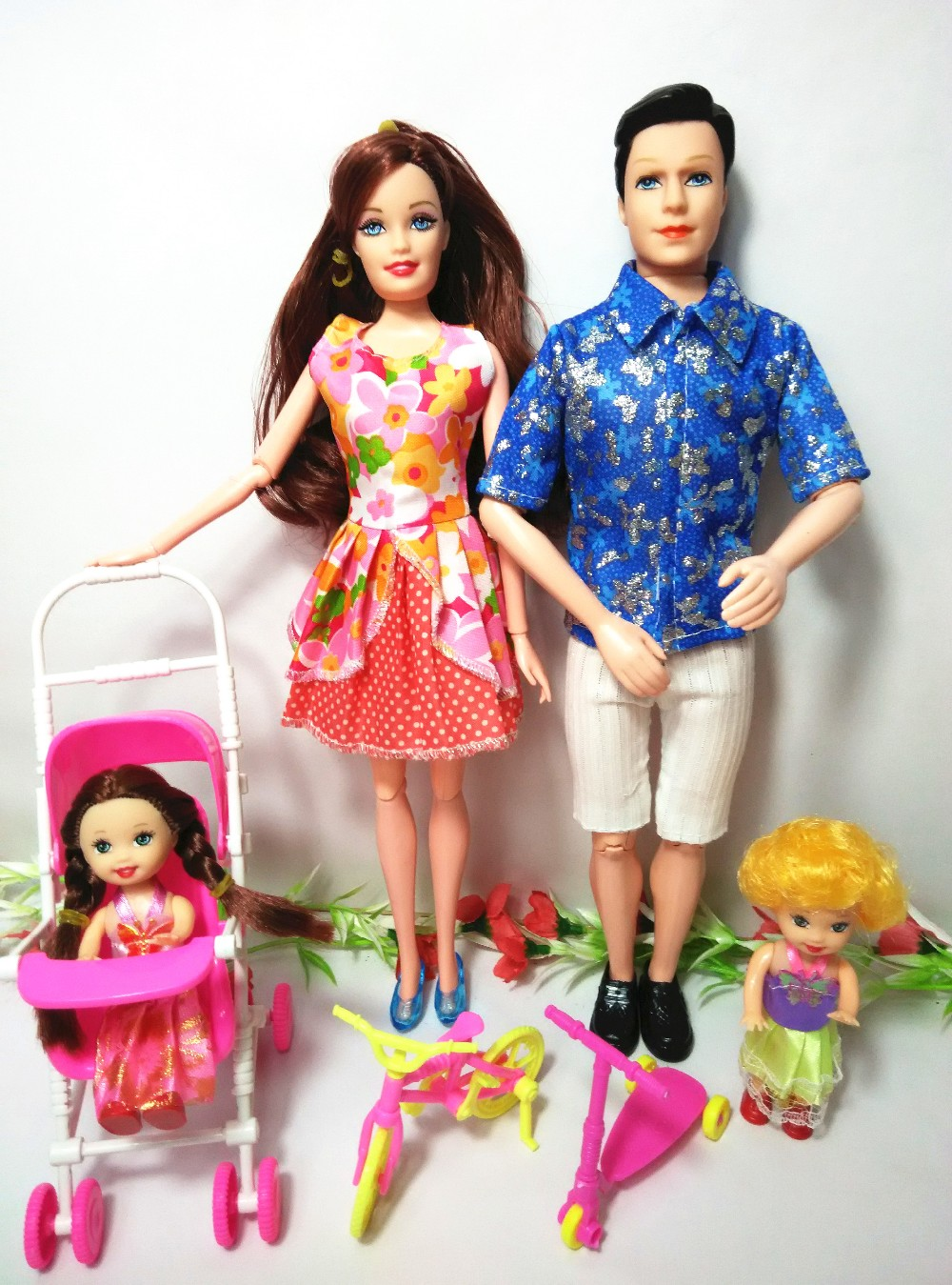 Free Transport,Christmas Reward Birthday Reward Trend Doll With Garments and Footwear,Equipment For Barbie Doll,toys for ladies