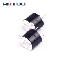 10PCS 3V Active Buzzer 12MM*9.5MM Tone Alarm Ringer Electronic Components(China)