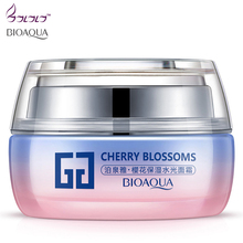 BIOAQUA Day creams moisturizer Anti-Wrinkle Hyaluronic Acid Face Cream Anti-Aging Whitening Moisturizing Skin Care Facial Cream(China)
