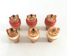 50pcs high quality CMC red copper plated RCA Socket audio rca jack RCA terminals Amplifier Copper RCA socket Plug