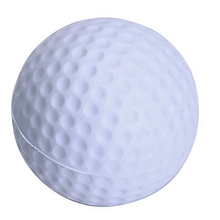 Golf ball for Golf training Soft PU Foam Practice Ball - white