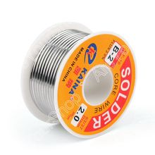 Sale High Quality 2.0mm 100g 63/37 Tin lead Rosin Core Solder Wire Soldering Welding Flux 2% Iron Wire Reel Welding Promotion