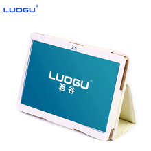 Original 9.6 inch LUOGU T6 3G Phone Call Tablet PC Android 5.1 MT6580 Quad Core 1280x800 WCDMA GPS Bluetooth Dual Camera