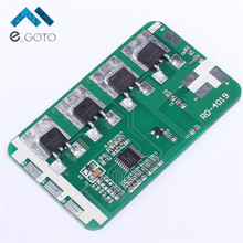 3S 11.1V 12V 12.6V 10A Lithium Polymer Battery Protection Board PCB Charger Module High Current Peak 20A