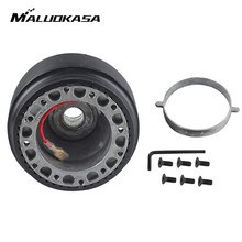 MALUOKASA Car Auto Racing Steering Wheel Racing Quick Release Hub Adapter Snap Off Boss Kit For Toyota Celica/Supra/MR2/AE86(China)