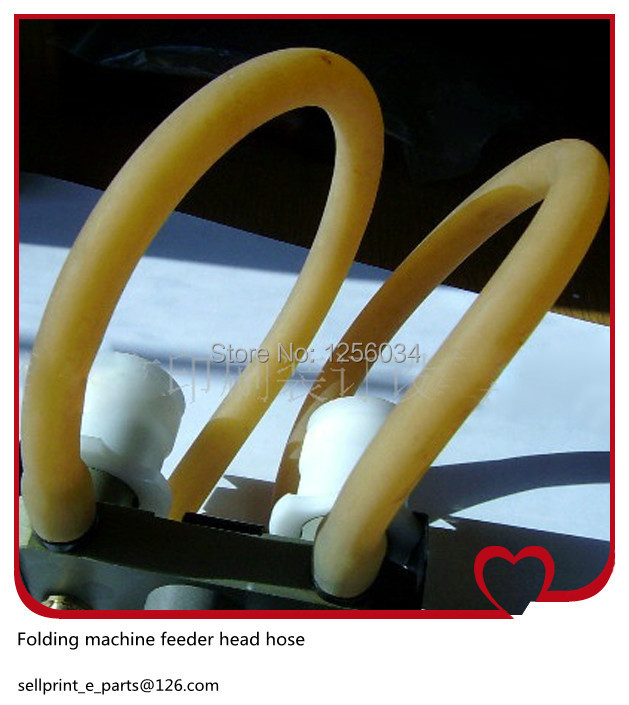 10 pieces Folding machine feeder head hose<br><br>Aliexpress