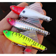 14.5g 6.5cm Big Game Casting Fishing Trout Weever Lures Bait Sea Fish Minnow Bass Hard Lure  Deep Sea Trolling Random Cloor
