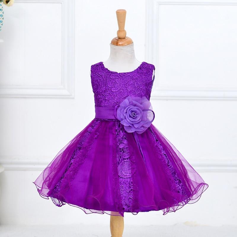 girls princess dress children wedding dress baby dance dress roupas infantis menina 2 -7 year old<br>