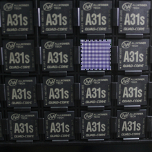 1pcs Allwinner A31S chip cpu ARM Cortex-A7 Dual-Core Bluetooth WIFI wireless Internet access