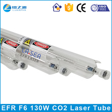 1650mm Length EFR F6 130W 150W  Co2 Laser Tube with 10 months Warranty for Laser Cutter(China)