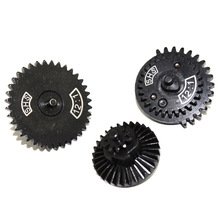 High quality SHS 12:1 Ultra-high speed Gear Set for Ver.2 / 3 AEG Airsoft Gearbox(China)