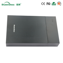 Plastic USB 3.0 to SATA I II III 1.0 2.0 3.0 HDD Enclosure 2.5 3.5 Hard Drive Case SSD Hard Disk Box up to 6GBPS Reading Speed