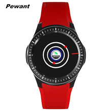 New Pewant DM368 GPS Smart Watch IOS With App Download Heart Rate Tracker Facebook Whatsapp Skype Smartwatch For Samsung gear s3