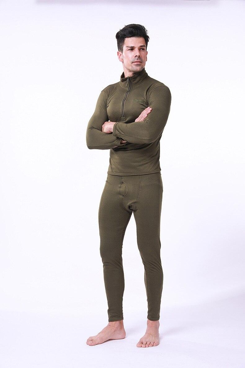 Herren-Langarmshirt Kleidung taktisch Outdoor-Oberteil mit Rei/ßverschlusstaschen atmungsaktiv Airsoft milit/ärisch
