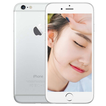 Unlocked Apple iPhone 6 Cell Phones 1GB RAM 16/64/128GB ROM 4.7'IPS GSM WCDMA 4G LTE Sliver Refurbished