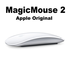 Apple Original Magic Mouse 2 Multi-Touch support Windows macOS Bluetooth Wireless support iMac Macbook Mac Mini and PC(China)