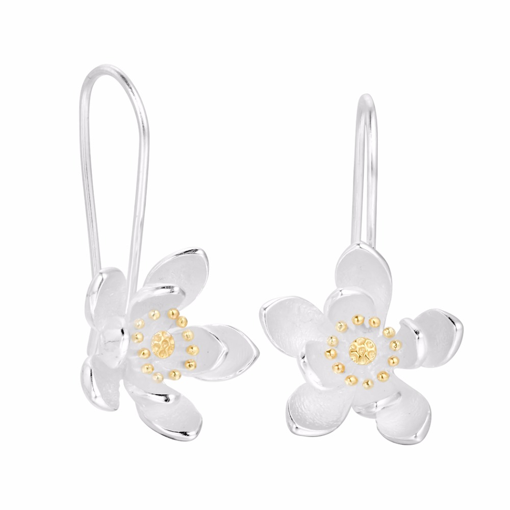QIAMNI-Women-s-Beautiful-925-Sterling-Silver-Lotus-Flower-Piercing-Dangle-Earring-Girl-Wedding-Gift-Brincos