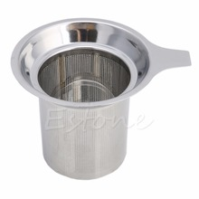 Stainless Steel Tea Infuser Strainer Tea Filter Tea pot accessories Tool for Kitchen Households Gadget Reusable Strainer