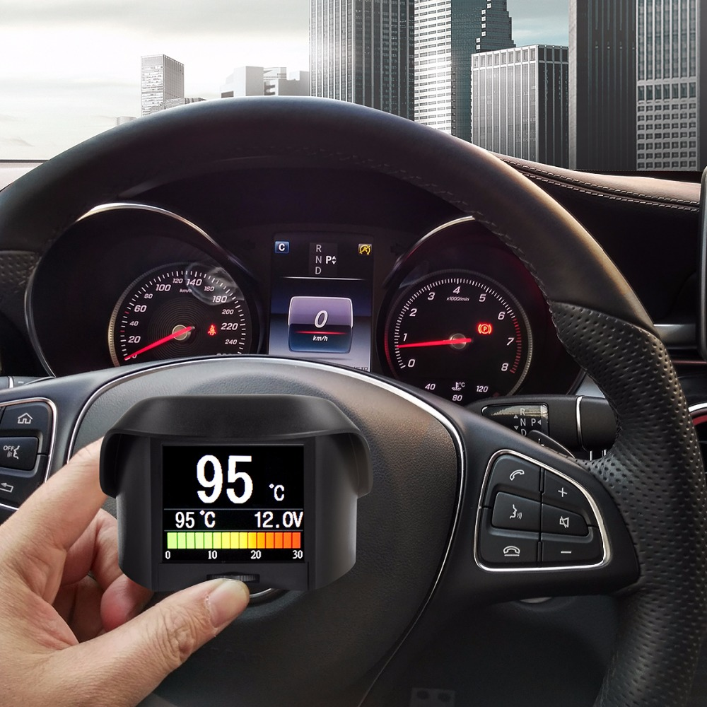 Kütusetarbimise mõõtur autole