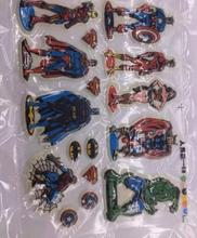 American Heros Transfer food chocolate chocolate transfer paper transfer sheet birthday cake baking mold