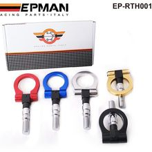 EPMAN - Japan Models Car Racing Screw Aluminum CNC Tow Towing Hook JDM RACE For Honda Toyota EP-RTH001(China)